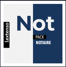 Pack Notaire