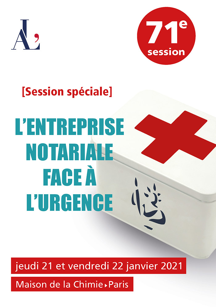Affiche - 71e session de l'ASL